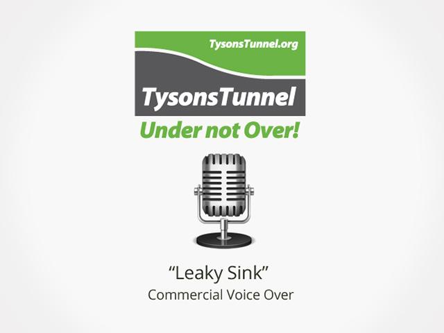Tysons Tunnel - radio spot