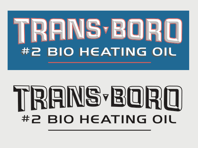 Artwork for Trans-Boro's logo