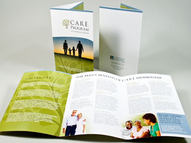 Conway & Pannell, PLLC CARE Program Brochure