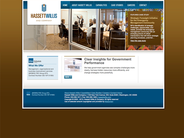 Hassett Willis & Company