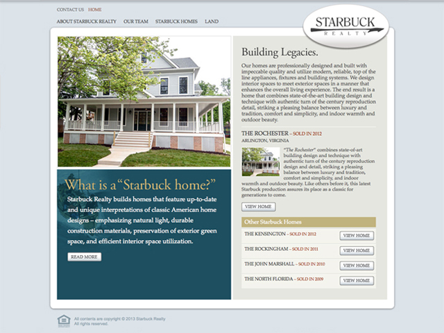 Starbuck Realty