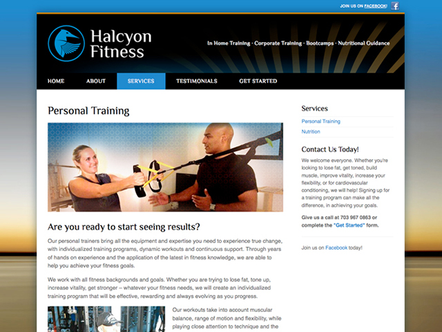 Halcyon Fitness