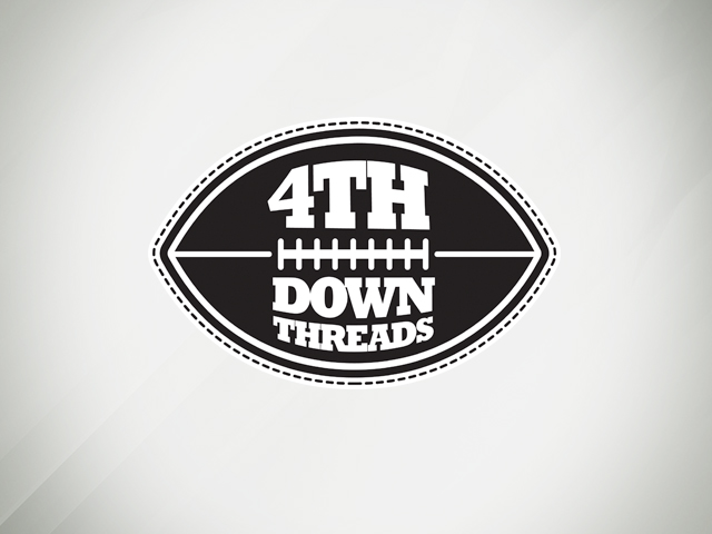 4th Down Threads - Logo