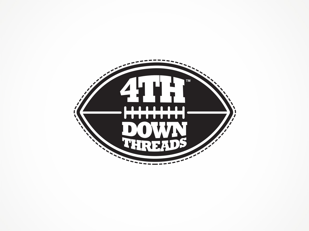 4th Down Threads logo