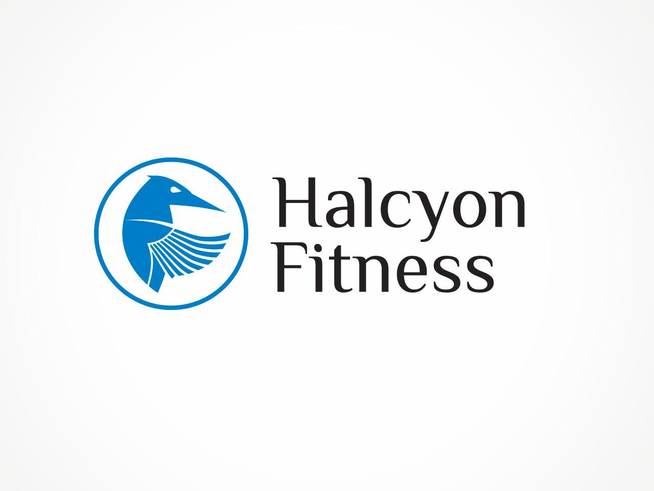Halcyon Fitness logo