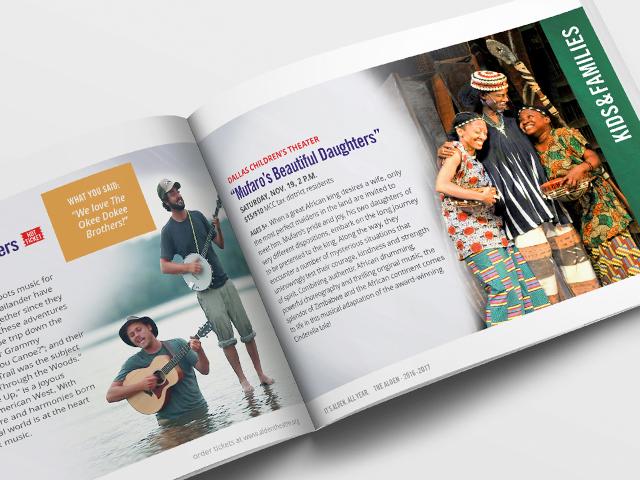 Alden 2016-2017 Program Brochure