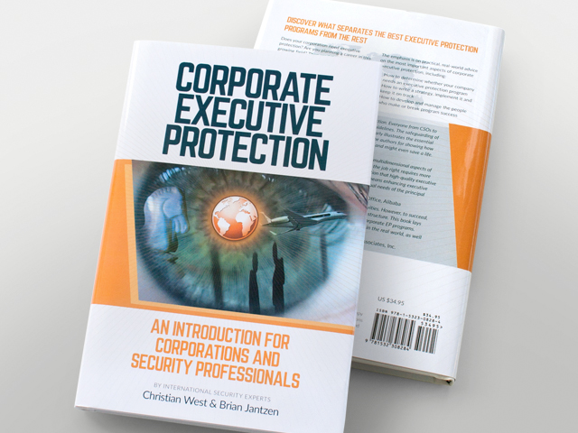 AS Solution Corporate Executive Protection book cover
